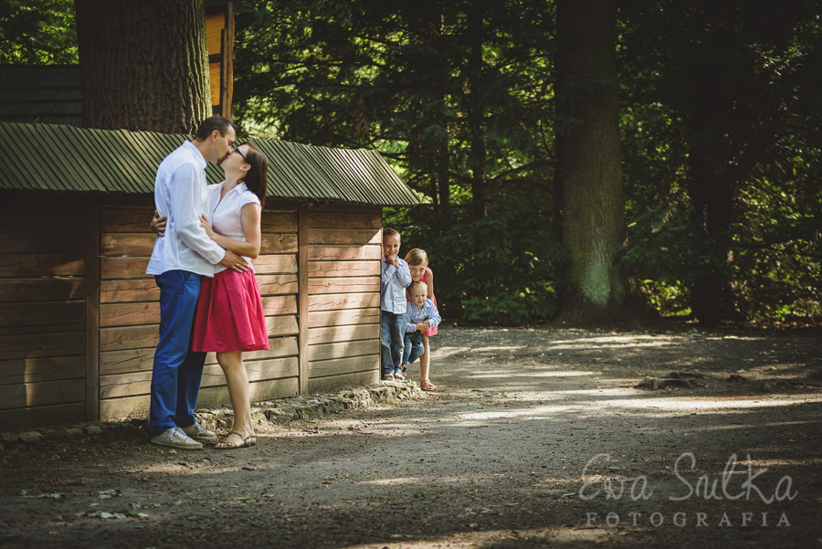zdjęcia dzieci fotografia dziecięca Wrocław sesja plenerowa rodzinna w plenerze 1
