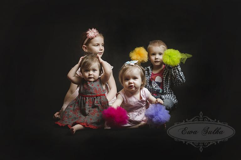 zdjęcia dzieci wrocław fotografia dziecieca wrocław sesja domowa rodzinnie bliźnięta 4