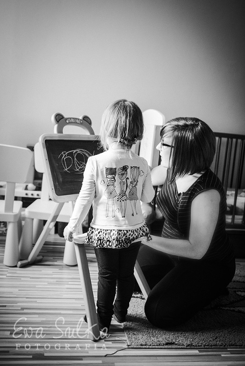 zdjęcia dzieci fotografia dziecięca wrocław sesja domowa 5