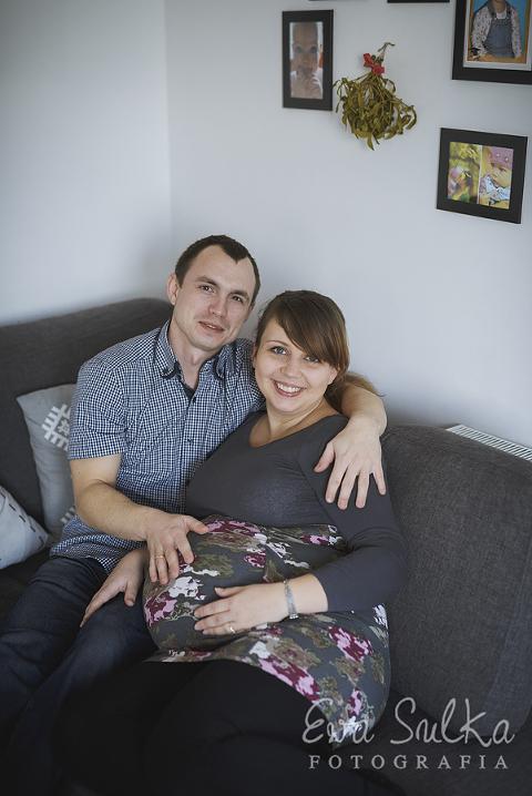 fotofraf dziecięcy wrocław sesja domowa jeden dzień z życia sesja ciążowa ciąża wrocław 1