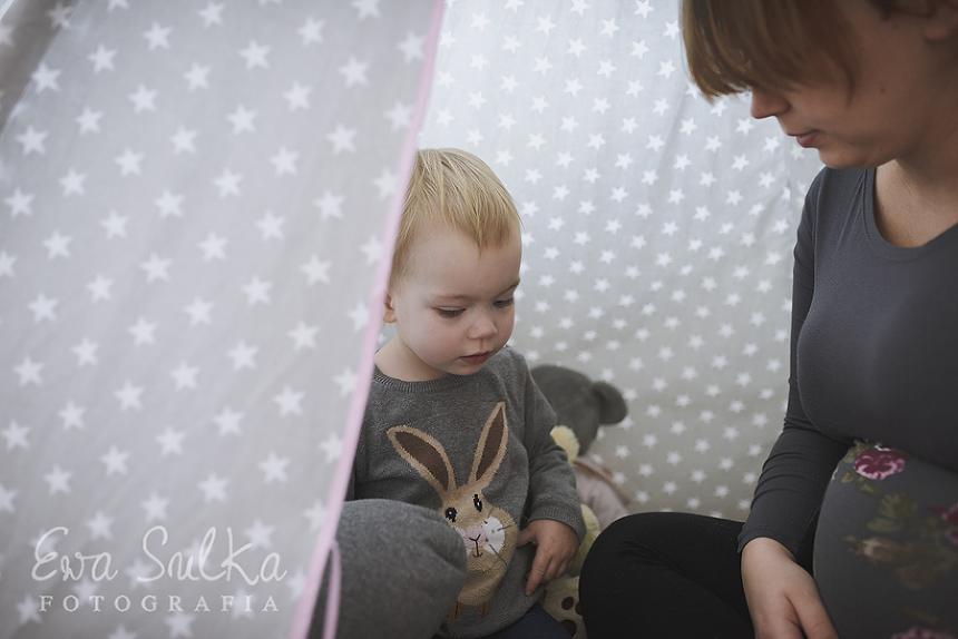 fotofraf dziecięcy wrocław sesja domowa jeden dzień z życia sesja ciążowa ciąża wrocław 22