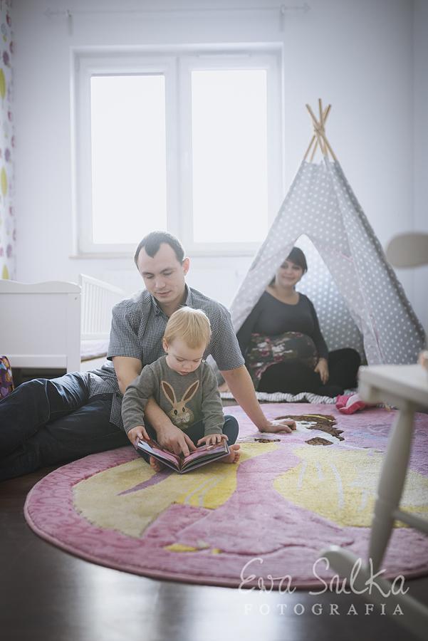 fotofraf dziecięcy wrocław sesja domowa jeden dzień z życia sesja ciążowa ciąża wrocław 32