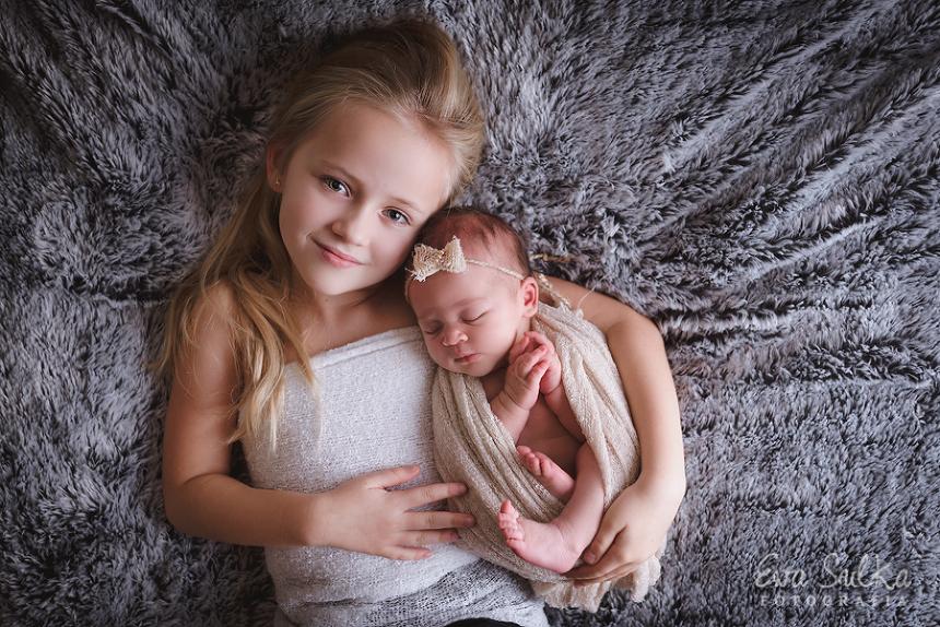 fotografia dziecięca noworodkowa niemowlęca Wrocła sesja noworodkowa 1