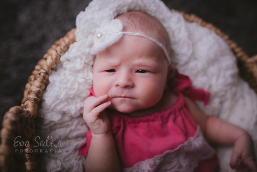 fotografia noworodkowa zdjecia dzieci sesja nowrodkowa sesja niemowlęca wrocław 5