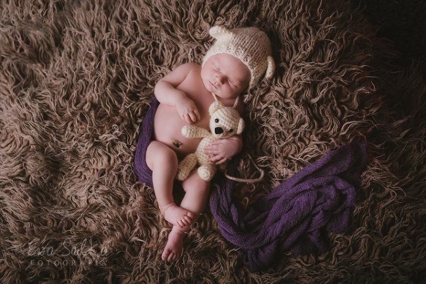 fotografia noworodkowa zdjecia dzieci sesja nowrodkowa sesja niemowlęca wrocław 9